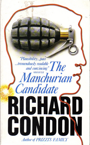 a chronicle of a death and the plot of manchurian candidate by richard condon Richard condon born: richard thomas well-known actress and a well-known plot element in the first the manchurian candidate, condon makes a direct.