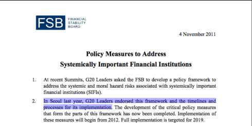 FSB - G-SIFI, Nov 4, 2011 (click to enlarge)