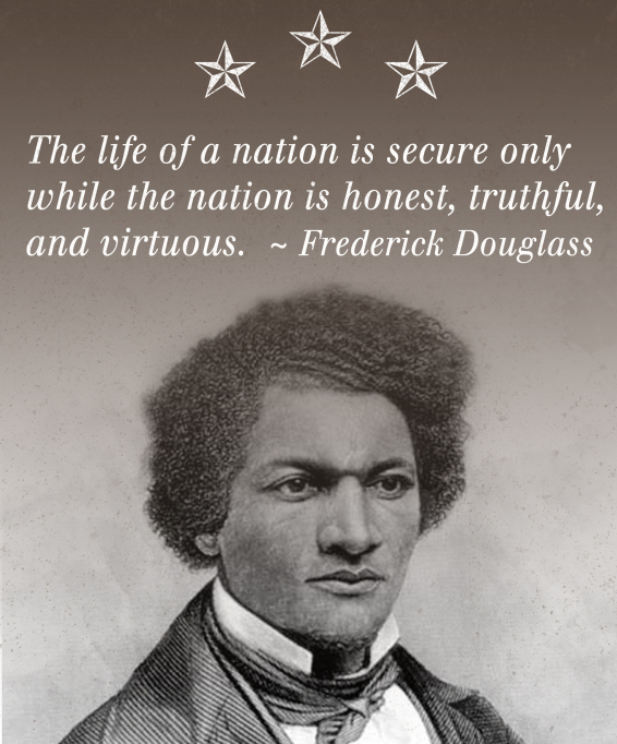frederick douglass narrative life douglass Published in 1845, narrative of the life of frederick douglass, an american slave, written by himself was written in response to critics who questioned the authenticity of the experiences douglass drew on as a prominent abolitionist speaker.