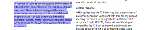 APRA: Implementing Basel III Liquidity Reforms in Australia